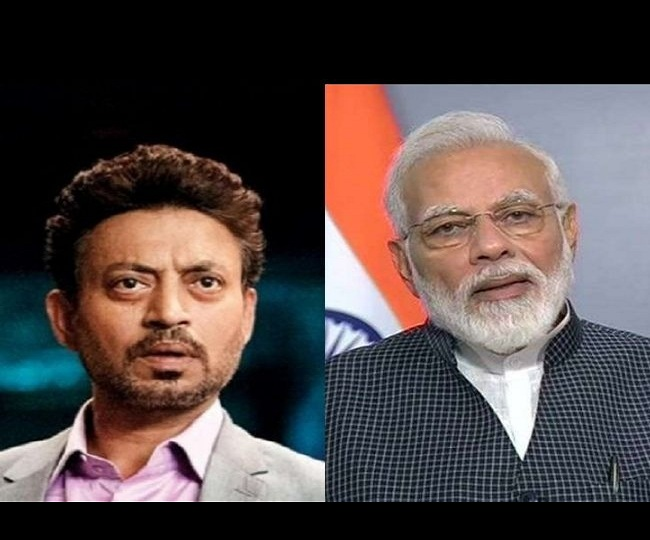 'Irrfan's Khan's demise a loss to world of cinema and theatre': PM Modi expresses grief on actor's death