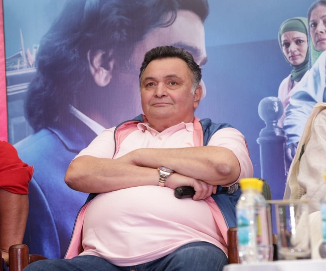 Rishi Kapoor's last tweet was about India's fight against COVID-19, here's what he wrote on April 2