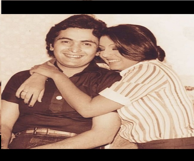 Rishi Kapoor and Neetu Singh's on-screen chemistry travelled beyond scripts and is a fairy tale for all