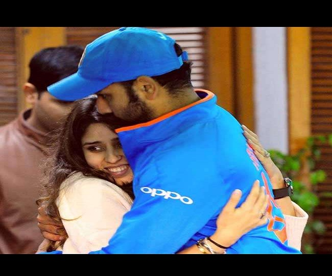 'Love You Ro': Ritika Sajdeh's adorable birthday wish for hubby Rohit Sharma is sweetest thing on internet today