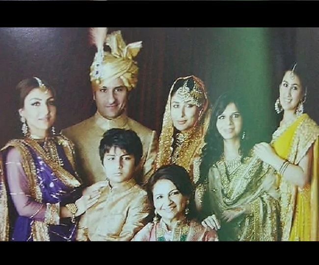 These unseen pictures from Saif and Kareena's royal wedding is winning the internet | See Pics Inside