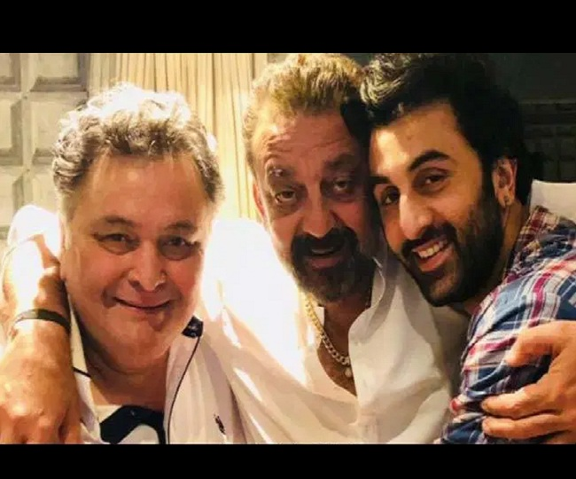 'Will miss you Chintu Sir': Sanjay Dutt pens heartfelt note for Rishi Kapoor