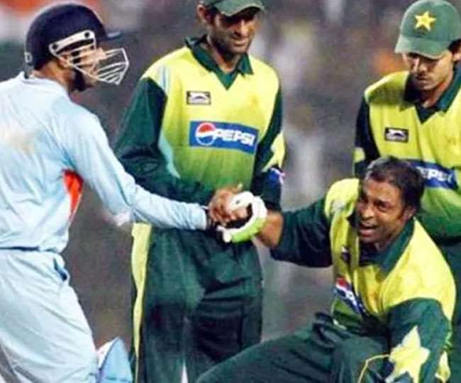 Shoaib Akhtar thinks this batsman had more talent than Virendra Sehwag, blames PCB for not grooming him at right time