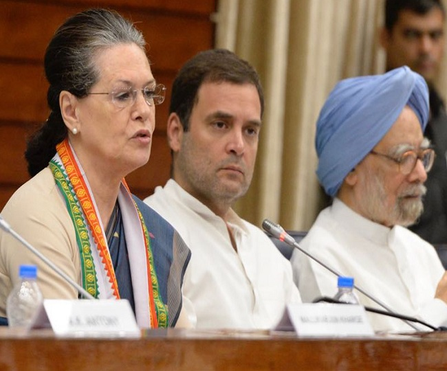 'Unplanned implementation of lockdown led to chaos and pain to migrant workers': Sonia Gandhi