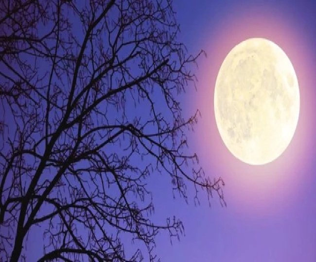 Pink Supermoon 2020 in India: When, where and how to watch the brightest full moon of the year tonight