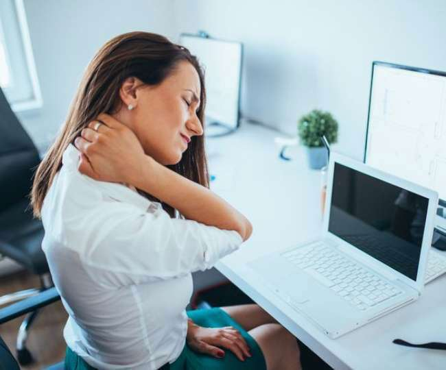 Work from home: Professionals complain of backaches, restlessness and insomnia amid lockdown