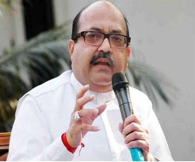 Amar Singh, Rajya Sabha MP and former Samajwadi Party leader, passes away at 64; politicians express grief
