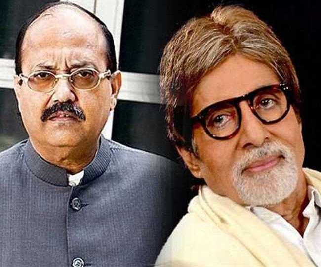 When Amar Singh helped Amitabh Bachchan revive his 'bankrupt' company