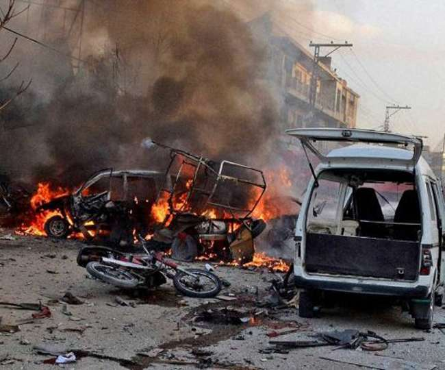 Seven killed, several injured in blast near court in Pakistan's Balochistan