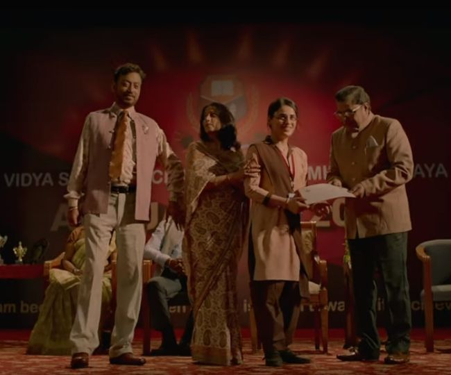 Angrezi Medium Trailer: Irrfan Khan is back with yet another heartening and emotional story | Watch
