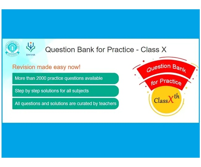 CBSE Class 10 all subjects question bank 2020 for practice released, here's how to download
