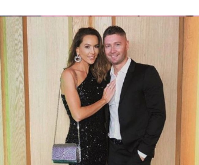 Michael Clarke announces separation with wife Kyly; confirm USD 40 million divorce