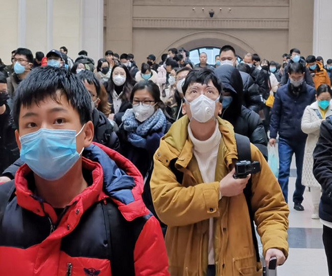 China Reports 105 New Coronavirus Deaths on Mainland