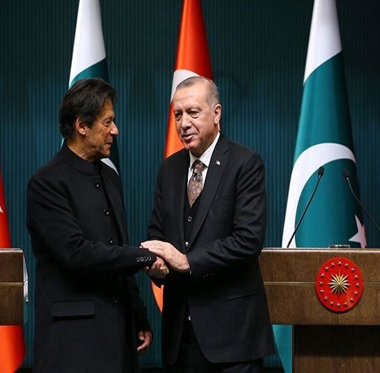 'Don't interfere in India's internal affairs': India rejects Turkish President's remarks on Kashmir in Pakistan