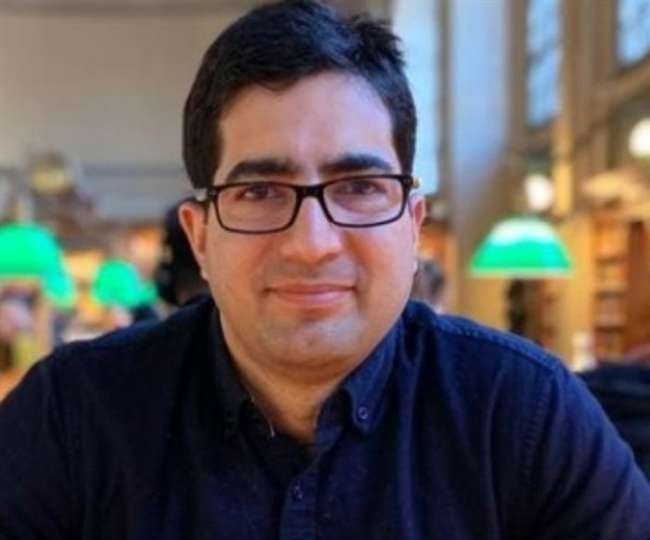 Bureaucrat-turned-politician Shah Faesal booked under Public Safety Act