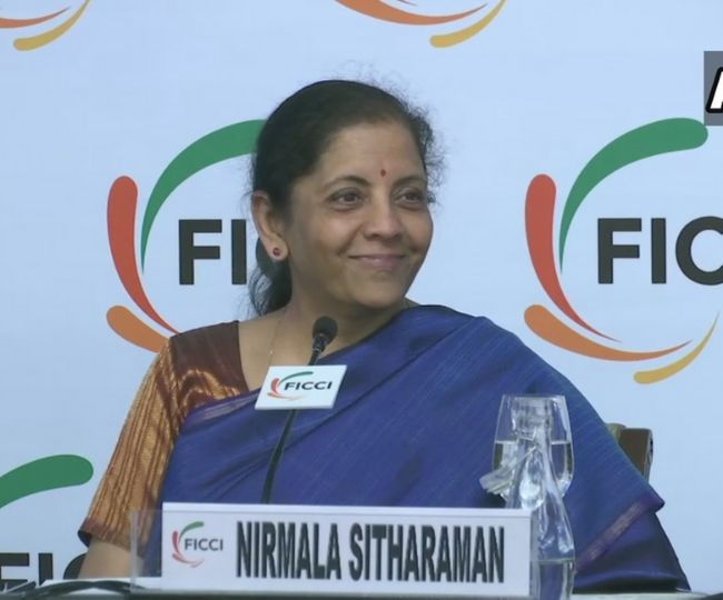 Union Budget 2020 | Government very transparent in setting new fiscal deficit target: Nirmala Sitharaman