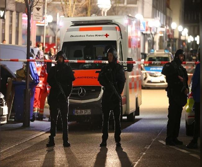 Nine killed in Frankfurt shootings, gunman found dead