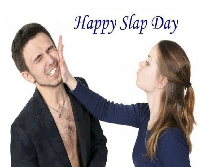 Happy Slap Day 2020: Wishes, messages, quotes, jokes, SMS, Shayari, WhatsApp status to share with your partner
