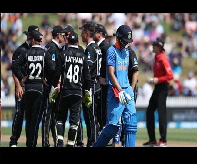 India vs New Zealand 2nd ODI: Jadeja's knock goes in vain as Kiwis beat Men in Blue by 22 runs to clinch series 2-0