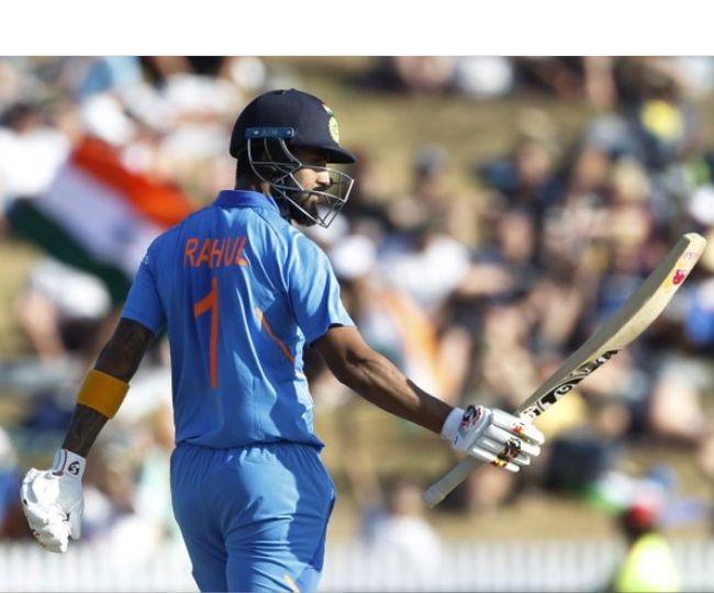 India vs New Zealand: KL Rahul becomes second wicket-keeper batsman after Rahul Dravid to score ODI century outside Asia