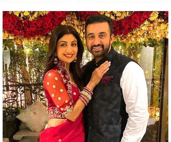 Shilpa Shetty and husband Raj Kundra are proud parents to baby girl Samisha   See Pic