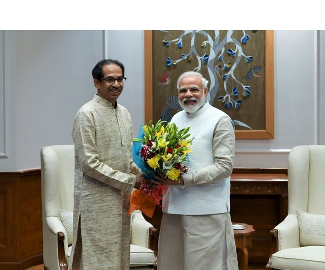 Amid strain with alliance partners over CAA and NRC, Maha CM Uddhav Thackeray meets PM Modi in Delhi