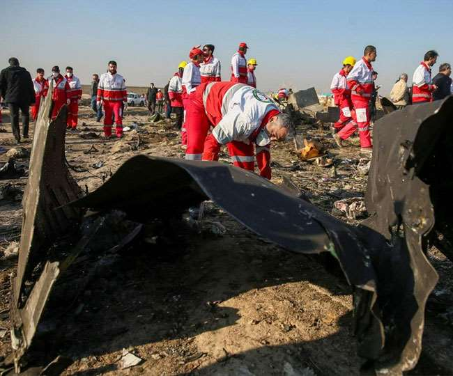 US officials believe Iran accidentally shot down Ukrainian airplane killing 176 people: Reports