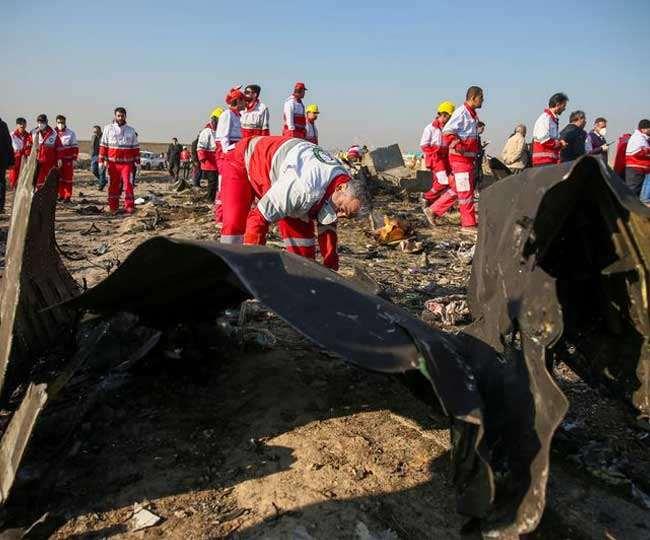 'Human error': Iran admits that it 'unintentionally' shot down Ukraine jetliner killing all 176 onboard