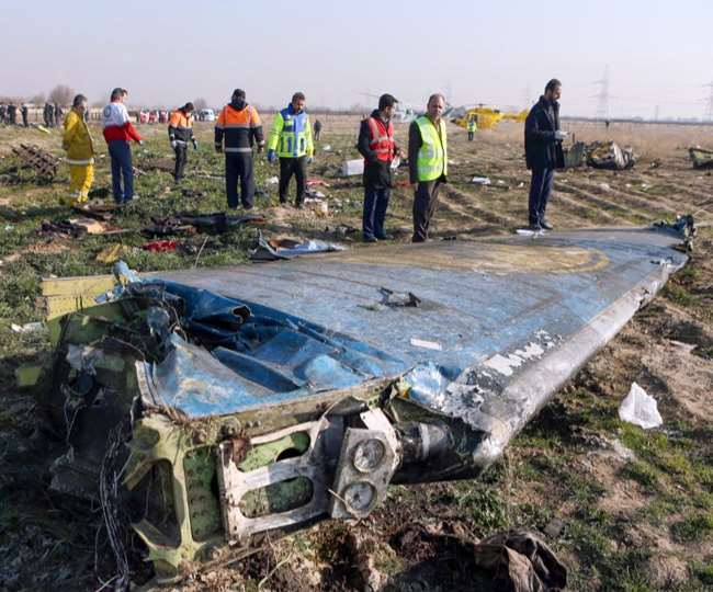 Days after admitting that it 'unintentionally' shot down a Ukraine jetliner, Iran says 'some arrested for role in crash'