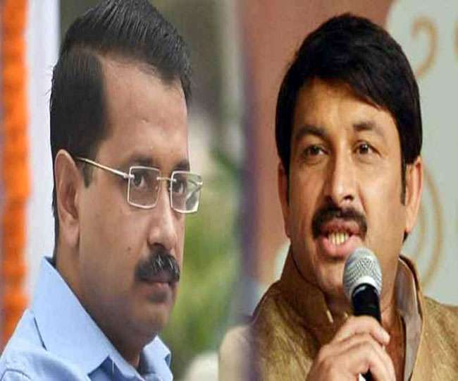 Delhi Assembly Elections 2020: BJP serves defamation notice to AAP for tweeting Manoj Tiwari's edited video, seeks Rs 500 cr in damage