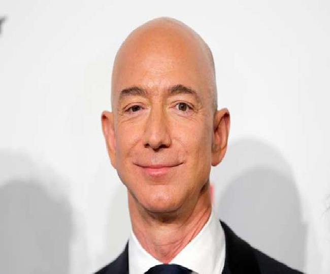 'Will invest USD 1 billion in digitising Indian SMBs': Amazon CEO Jeff Bezos