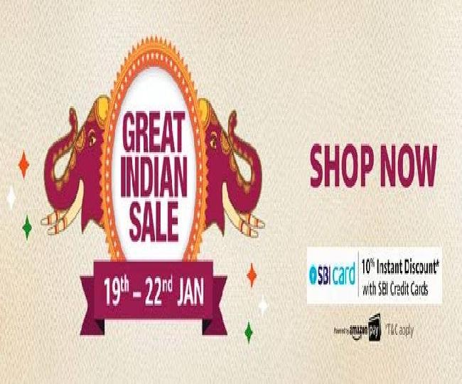 Amazon Great India Sale Buy Samsung Vivo Xiaomi And Realme