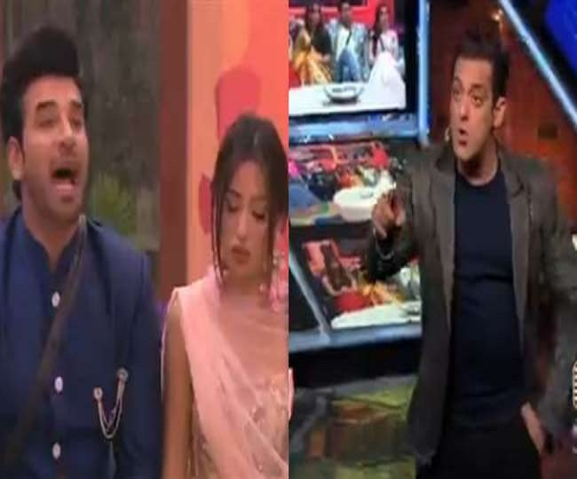 Bigg Boss 13 Preview Salman Khan Threatens Paras Chhabra