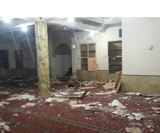 15 killed, 20 injured in blast inside mosque at Pakistan's Quetta