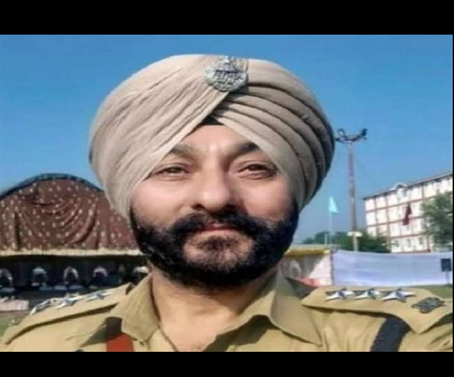DSP Davinder Singh not awarded any 'gallantry' or 'meritorious medal' by MHA, clarifies J-K Police