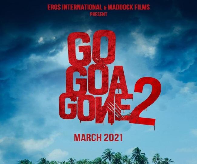 Saif Ali Khan-starrer 'Go Goa Gone 2' to release in 2021