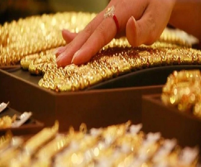 Gold price slips by Rs 1590 as Asian bourses touch 19-month high