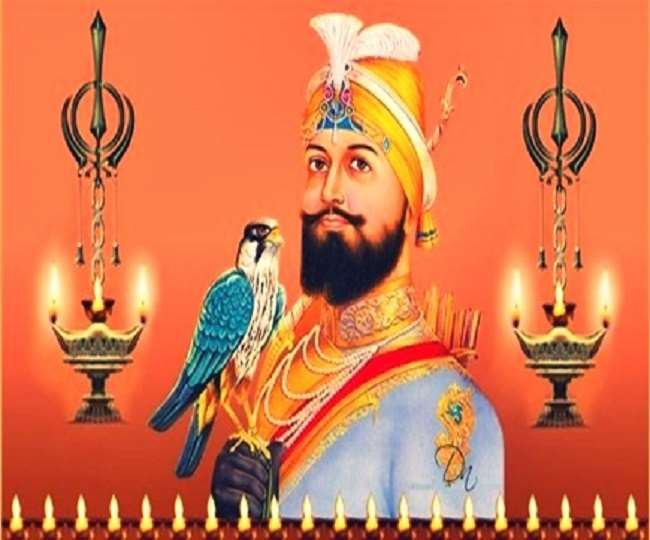 guru gobind singh jayanti wishes quotes sms whatsapp