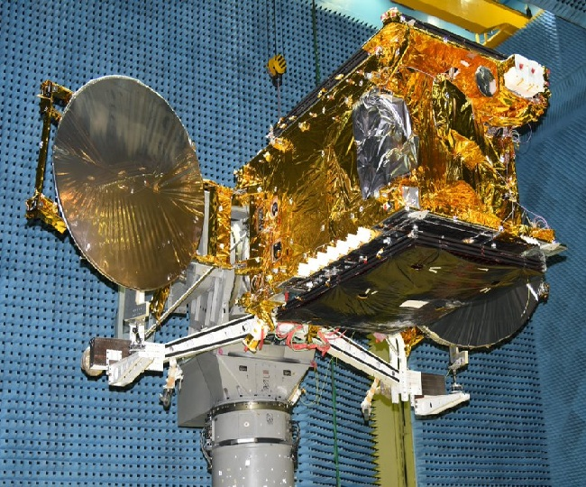 ISRO announces launch of communication satellite GSAT30 on January 17 | See Pics