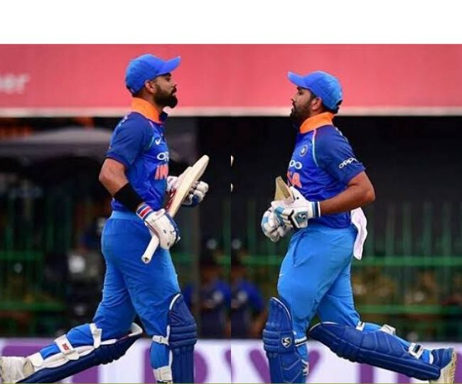 Rohit Sharma and Virat Kohli win ICC's 'ODI cricketer of the year', 'Spirit of Cricket' awards