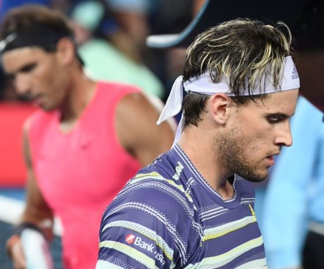 Australian Open: Dominic Theim beats World No.1 Rafael Nadal to enter semi-finals