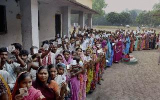 Chhattisgarh Gram Panchayat Elections 2020: Voting for first phase of..