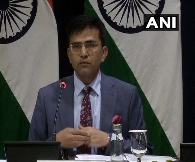 'No role for any third party': India again rejects Trump's offer to mediate on Kashmir issue