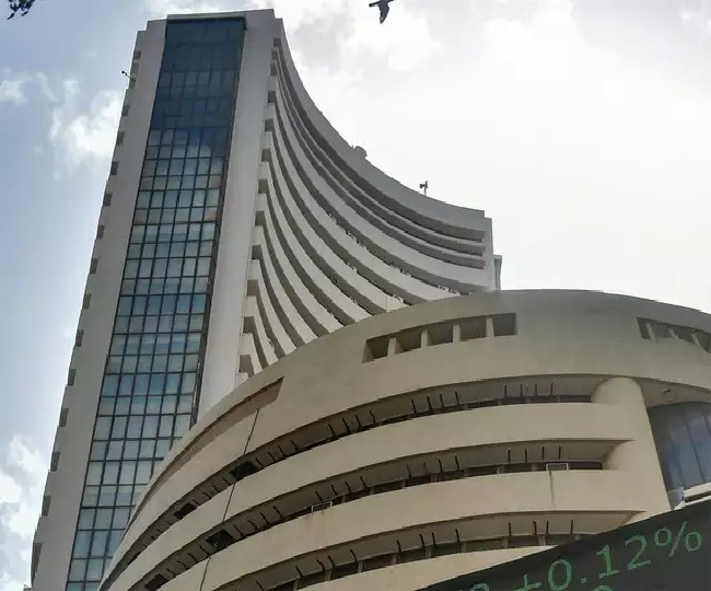 Sensex rises over 300 points, Nifty reclaims 12,100 points