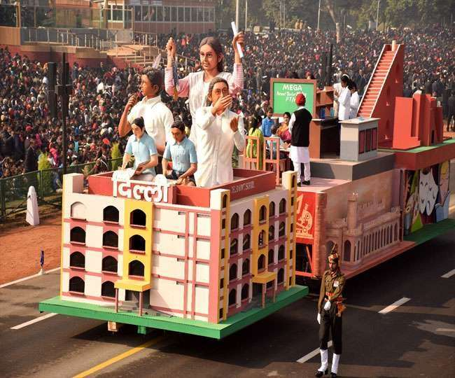 Republic Day 2020: Tableaux of 16 states, UTs and 6 central ministries to give glimpse of India's diversity in Gantantra Diwas parade