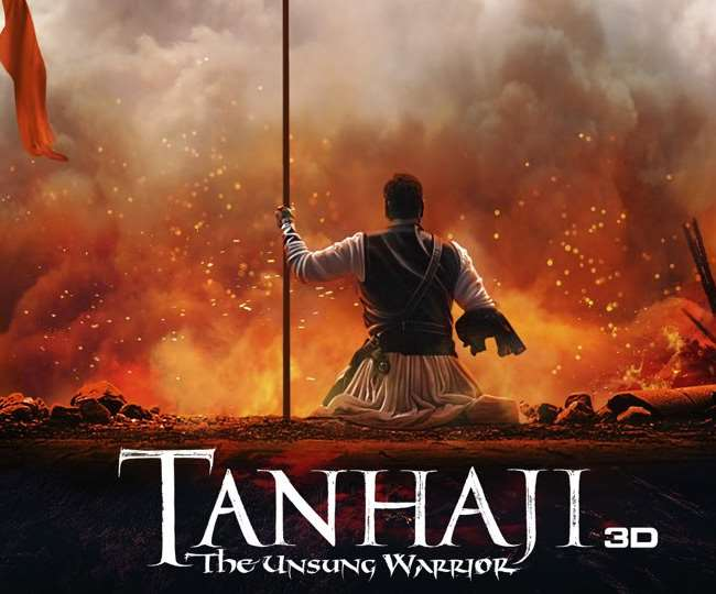 Tanhaji The Unsung Warrior box office collection Day 8: Ajay Devgn film earns Rs 128.97 crore