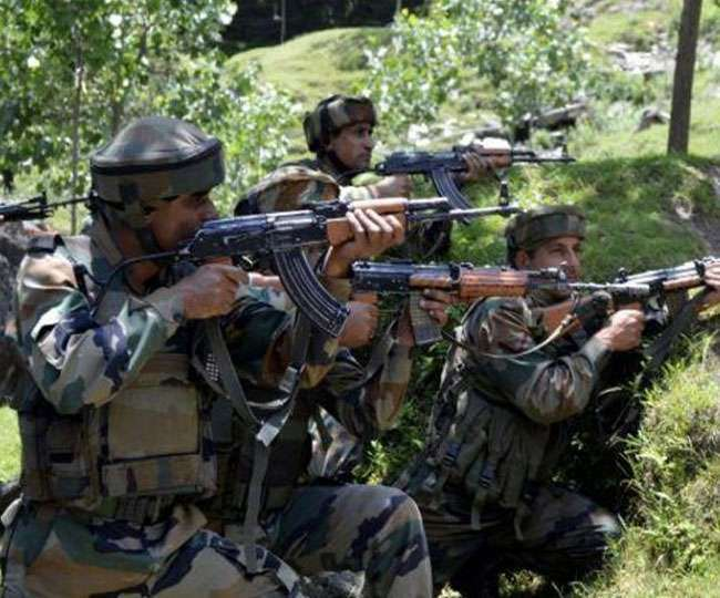 3 soldiers martyred, 4 injured as PLA militants ambush Army patrol in Manipur's Khongtal
