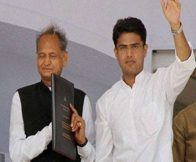 Rajasthan Political Turmoil | Congress claims support of 109 MLAs, warns of action against those skipping CLP meet today