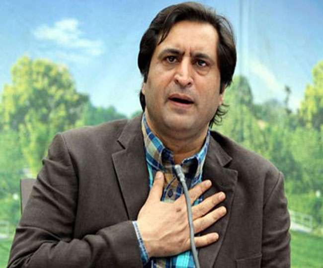 'I am a free man': People's Conference chief Sajad Lone released from house detention