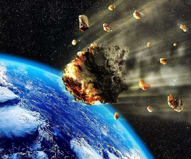 NASA warns 'hazardous asteroid' bigger than the famous London Eye to fly pass Earth on July 24